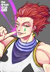 Speedpaint: Hisoka