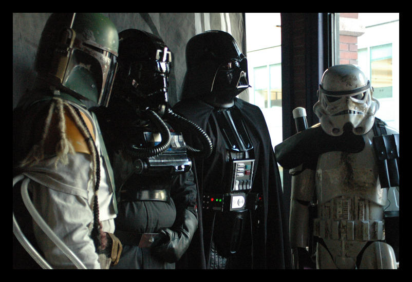 Star Wars Promo ii by alixcat