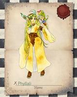 PokePalace: Phyllali by Eevetta