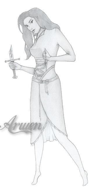 Arwen sexy