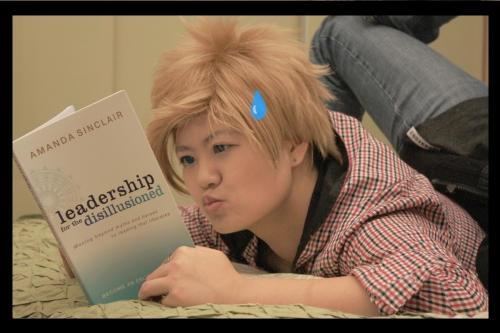 I R Leader
