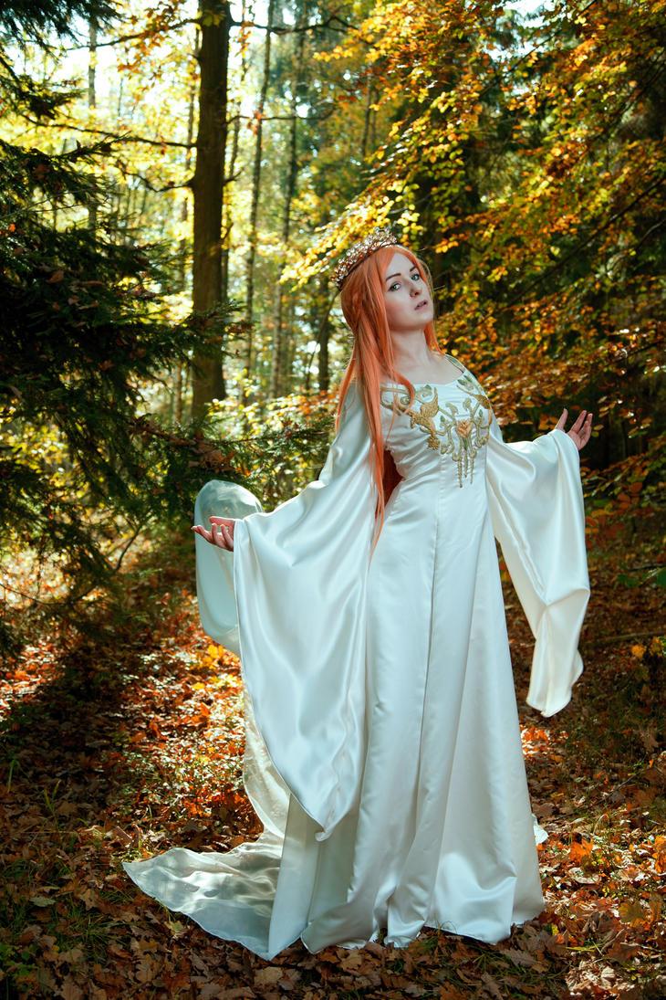 An Elven Tale by SilverWolfieShizuma