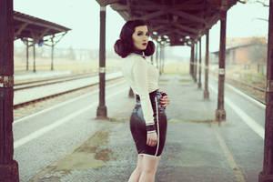 Elizabeth from BioShock by silverwolfieofficial