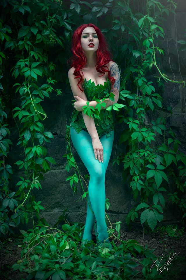 Poison Ivy III by silverwolfieofficial
