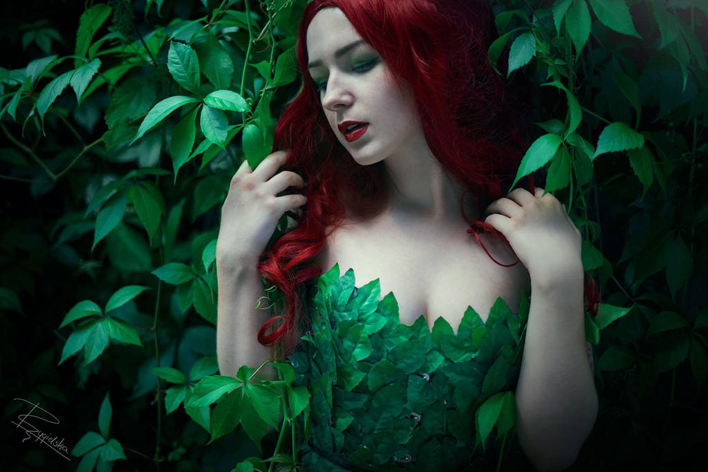 Poison Ivy IV by silverwolfieofficial