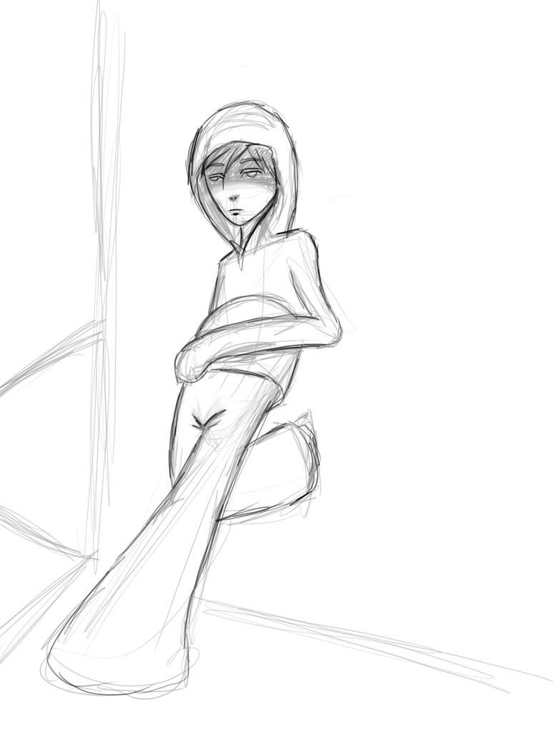 Sketch by selftaughtartist1