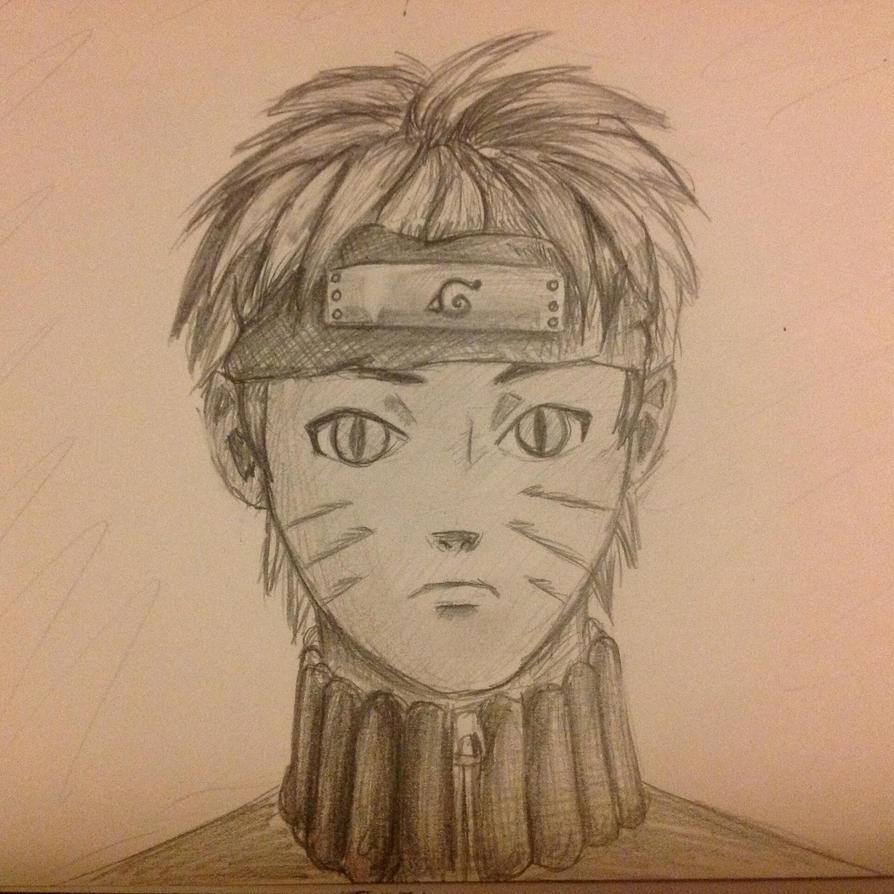 Naruto by selftaughtartist1