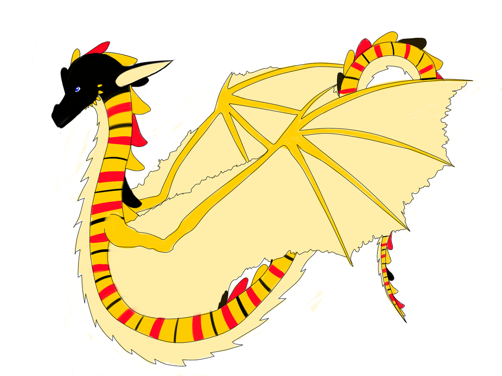 Dragon adopt(points/Paypal. {Open}) by selftaughtartist1