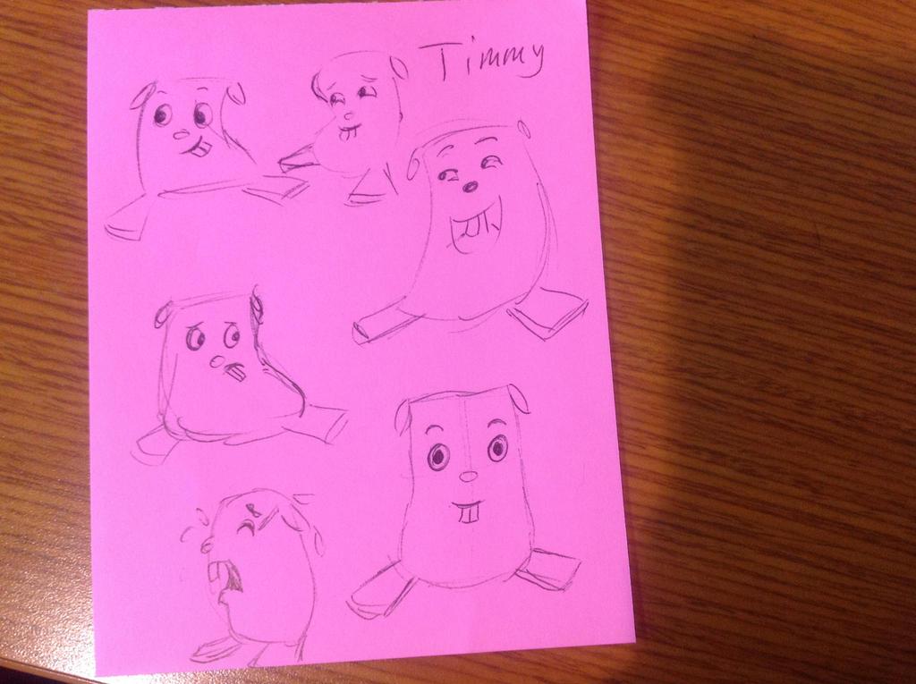 Timmy (my OC) by selftaughtartist1