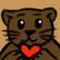 Otter2 by selftaughtartist1