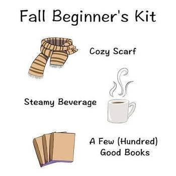 Fall beginners kit illustration