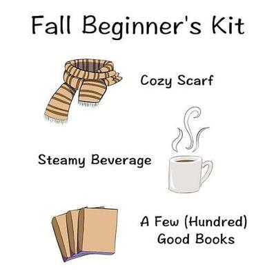 Fall beginners kit illustration by selftaughtartist1