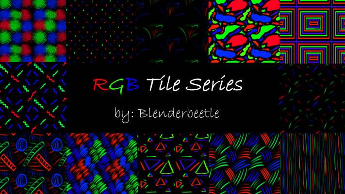 RGB Tile Series Preview