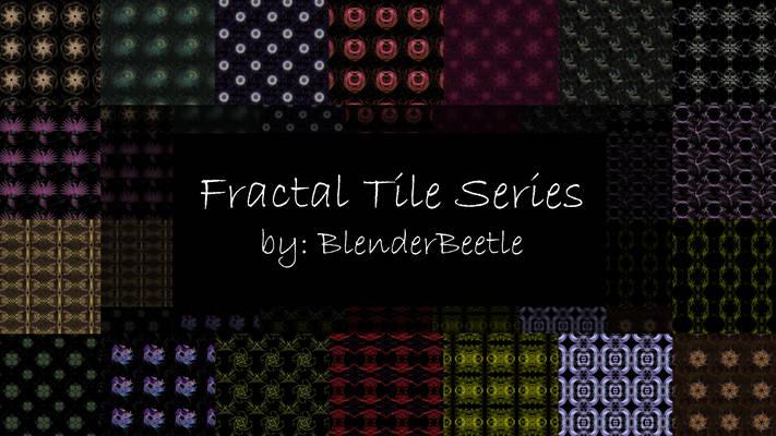 Fractal Tile Series