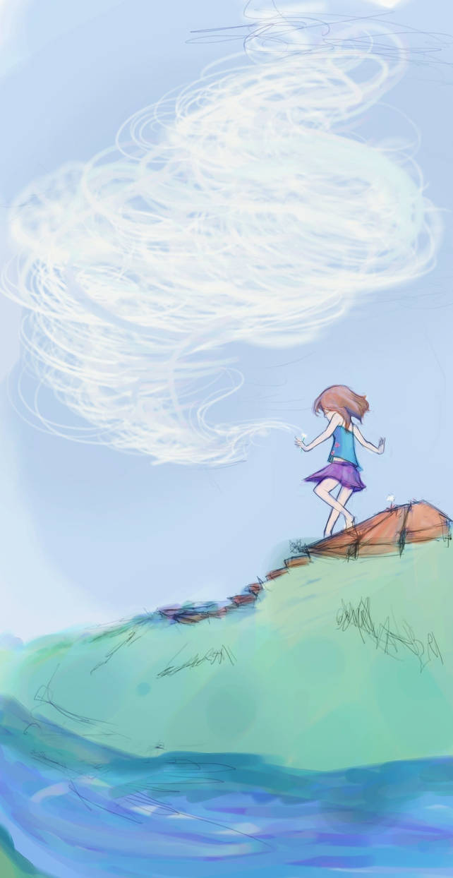 A Walk With Clouds