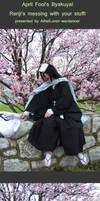 Byakuya - APRIL FOOL'S by AthelLoren-wardancer