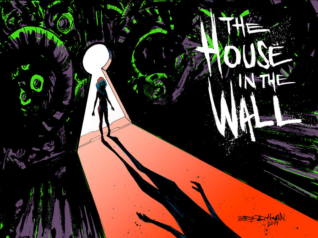 The House in the Wall CHP2 Cover