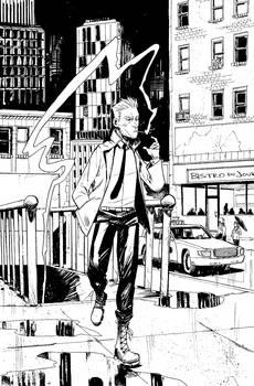 Constantine: The Hellblazer #12 Pg.1