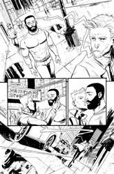 Constantine: The Hellblazer #12 Pg.3