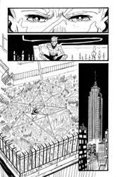 Constantine: The Hellblazer #13 pg.1