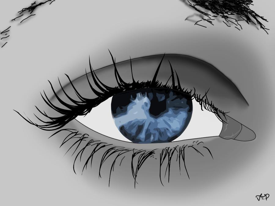 Eye 2 Eye by JTPdesigns