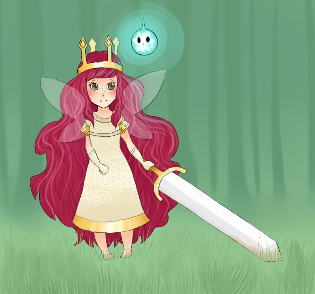 Aurora: Child of Light by XOevilkittyXO
