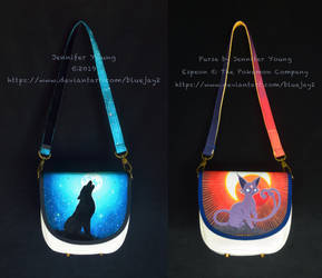 Customizable Purse: Howl and Eclipse (photo 2)