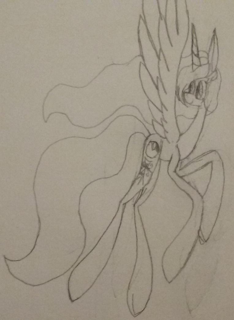 Sara by Pegasusgirl124