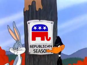 Republican Season Meme