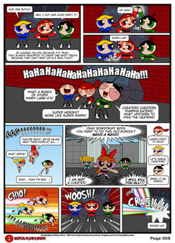 The Rowdyruff Boys Story - Page 008