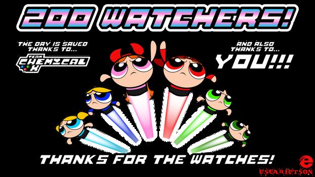 200 Watcher Pruff's