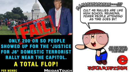 Re: Justice of J6 Rally Flop
