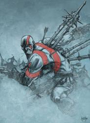 Kratos by ricktroula