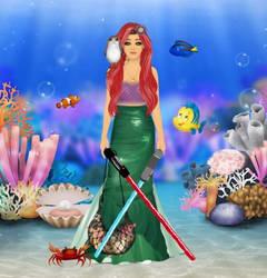 Stardoll Ariel