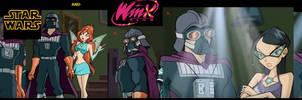 Winx Vader