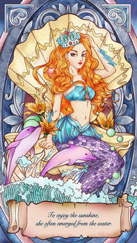 Tale of a mermaid II