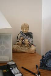 My Desktop Buddha