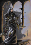 Inquisitor lady