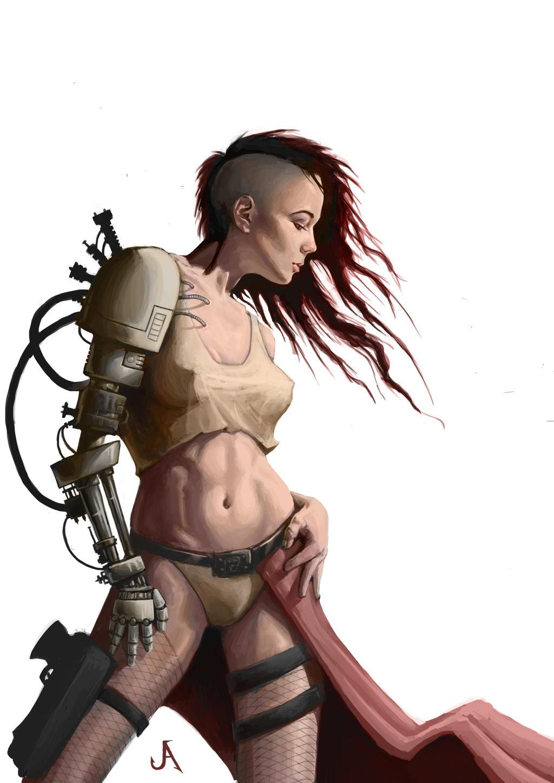 Cyber Girl II