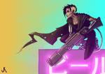 Cyberpunk Sniper