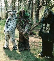 Monsters Dumnonni Chronicles Trinity 1996