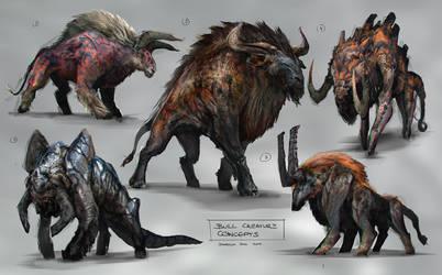 Bull Concept