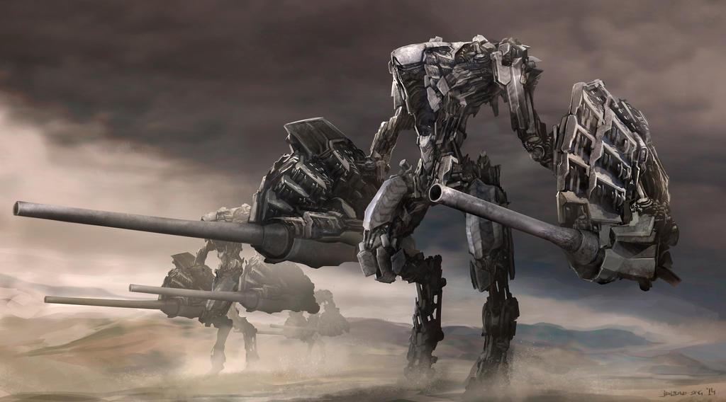 Titans by jaroldsng