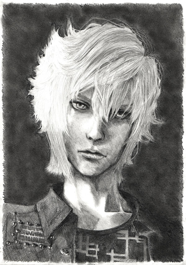 Prompto by Midda-the-Cat