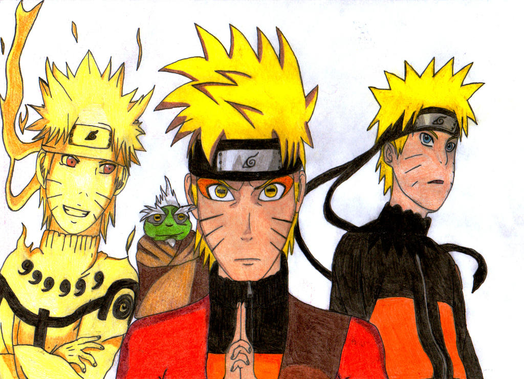 Naruto 3 by nyuhas