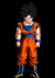 Ultimate Goku by KhomIx