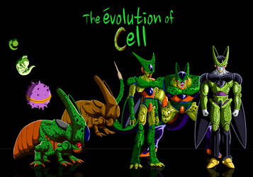 The Evolution Of Cell by KhomIx