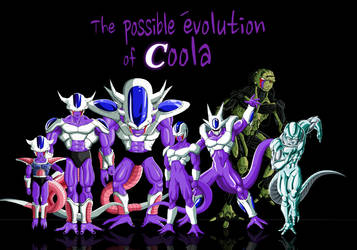 The - possible - Evolution Of Coola by KhomIx