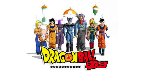 Dragon Ball Exiles by KhomIx