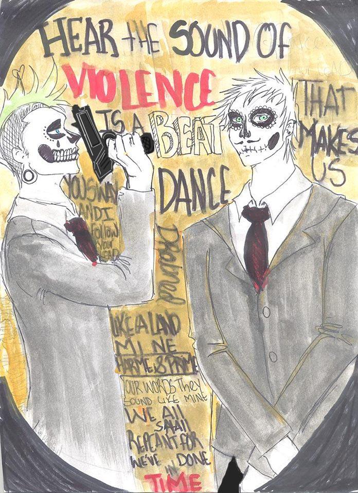 Skull Mens by Mapplegirl
